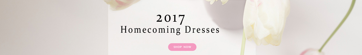 Homecoming Dresses 2017
