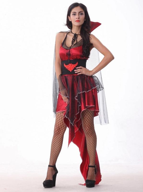 Aduut Corpse Countess Halloween Costume For Women фото