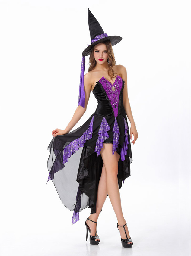Sexy Witch Women Costumes фото