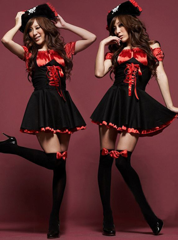 Sexy Mini Women Witch Costumes Cosplay Costumes фото