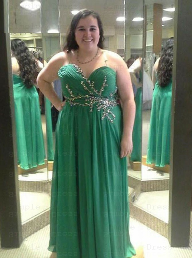 plus size formal dresses