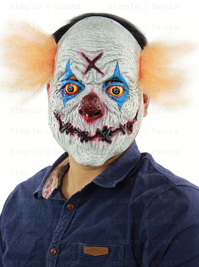 Purge Anarchy Mask Horror Scary Halloween Masks Halloween Clown Latex Mask Cosplay Costumes 21 99 Simple Dress Com