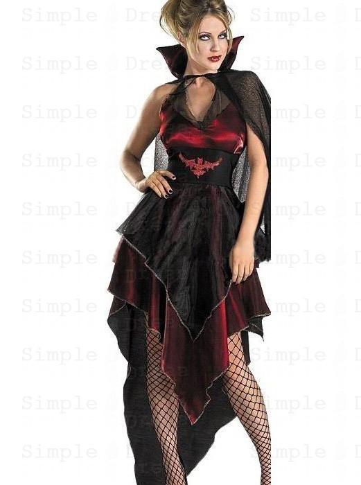 Sexy Vampire Halloween Costumes Cosplay Costumes 40 99 Simple Dress Com