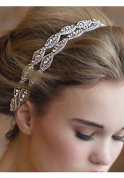 Amazing Crystal Headbands Wedding Accessories