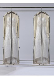 Non-woven Gown Length Garment Bags with Handles