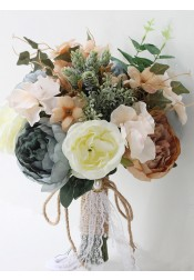 Peonies Bridal Bouquets/Bridesmaid Bouquets