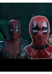 Deadpool 2 Wade Winston Wilson Mask Cosplay