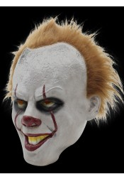 IT Movie Halloween New Pennywise Clown Mask