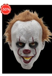 2017 IT Movie Halloween New Pennywise Clown Mask
