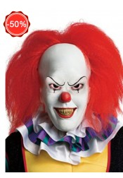 Stephen Kings It Pennywise Cosplay Halloween Mask