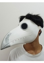 Plague Doctor Cos Mask Halloween Party Mask