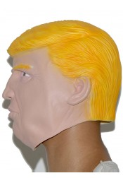 Donald Trump Cos Mask Halloween Party Mask