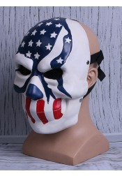 The Purge: Election Year American Flag Halloween Party Mask