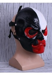 Payday2 Scar Mask Halloween Masquerade Party