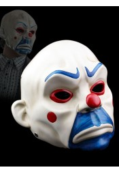 The Dark Knight The Joker Bank Robber Mask Halloween Cos Party Mask