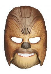 Cool Halloween Masks Star Wars The Force Awakens Chewbacca Electronic Mask