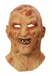 Realistic Scary Adult Halloween Masks Latex Full Head Halloween Masks