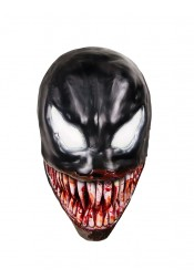 Venom Symbiote Cosplay Mask Latex Helmet Adults Version