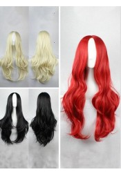 Cosplay Long Wigs Points Curly Hair Halloween Party