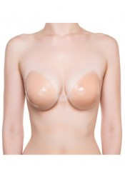 Women Silicone Backless Strapless Adhesive Bra