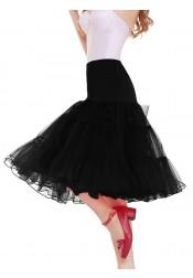 Women's 1950s Vintage Rockabilly Petticoat
