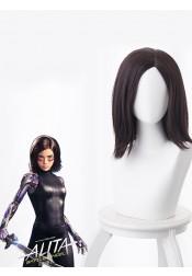 Alita 2019 Battle Angel Cosplay Wig