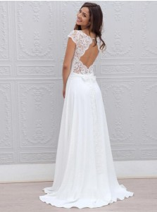 Cheap wedding dresses simple casual wedding dresses for Simple wedding dresses under 200