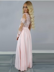 4a10c23b1c8 Prom Dresses With Sleeves, Long & Short Sleeves Prom Dresses Online ...