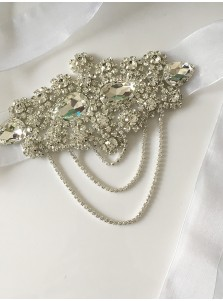 Vintage Crystal Rhinestone Headbands