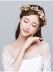 Lovely Artificial Flower Headbands