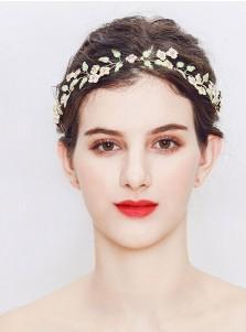 Multi Colors Alloy Wedding Accessory Bridal Headpiece