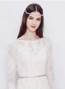 Gorgeous/Stylish Alloy Sash with Crystal