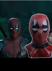 Deadpool 2 Wade Winston Wilson Mask Cosplay