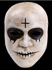 Horror Halloween Mask Cosplay Costume as Halloween Prop