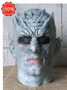 Men's Game of Thrones-Night's King White Walker Men's Full Head Mask