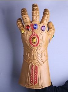 Avengers: Infinity War Thanos Gloves for Halloween Cos Party