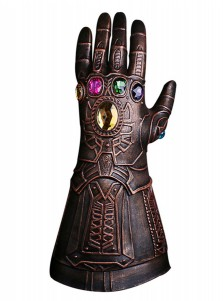 Avengers: Infinity War Halloween Cos Party Thanos Gloves