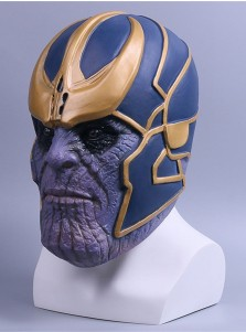 Avengers: Infinity War Thanos Cos Party Full Mask