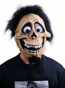 Coco Hector Rivera Mask Halloween Cos Party Latex Mask
