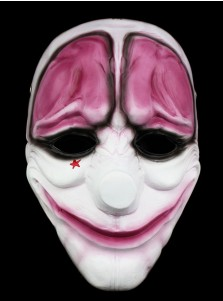 Payday2 Hoxton Cos Mask Halloween Party Mask