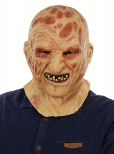 Realistic Scary Adult Halloween Masks Latex Full Head Halloween Masks
