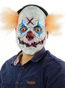 Purge Anarchy Mask Horror Scary Halloween Masks Halloween Clown Latex Mask