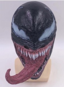 Venom Symbiote Cosplay Mask Latex Helmet