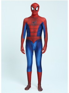 Spider Man Tights 3D Printed Spandex Cosplay Costume