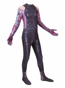 Alita 2019 Alita Battle Angel Jumpsuit Cosplay Costume