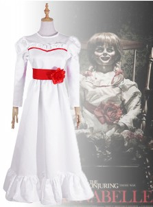 Annabelle Dress Uniform Cosplay Costume for Halloween