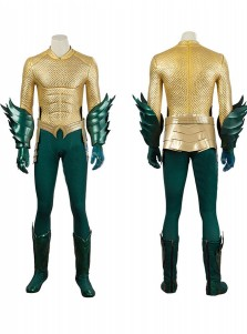 Aquaman Costume Cosplay Halloween Costume