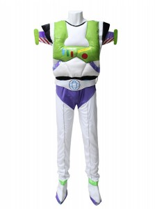 Toy Story 4 Buzz Lightyear Hoodie Cosplay Costume