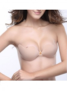 Classic Silicone Push-up Backless Strapless Bra