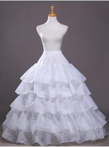 Women A-Line Short Petticoat Crinoline